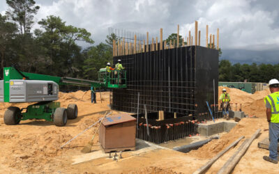 Eglin Air Force Base Project Underway