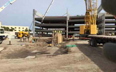 Mayport Naval Station ~ Parking Garage