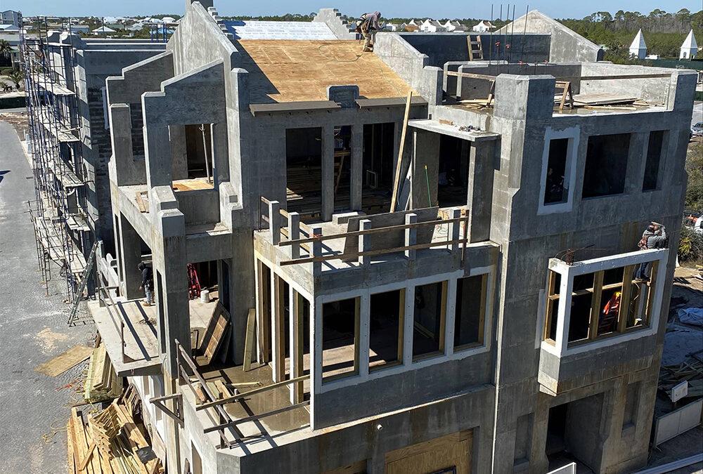 Continued Progress — Alys Beach Homes